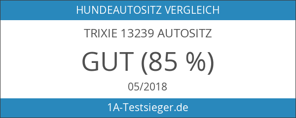 Trixie 13239 Autositz