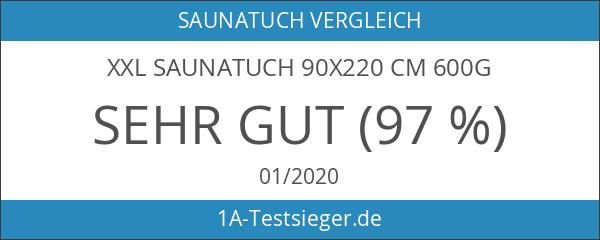 XXL Saunatuch 90x220 cm 600g