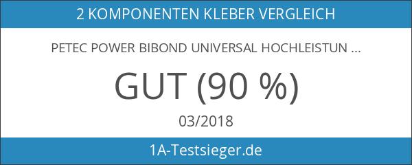 PETEC Power BiBond Universal Hochleistungs-Klebstoff 98525