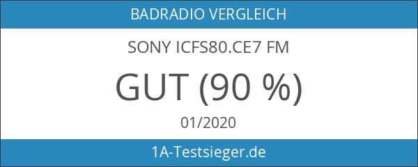 Sony ICFS80.CE7 FM