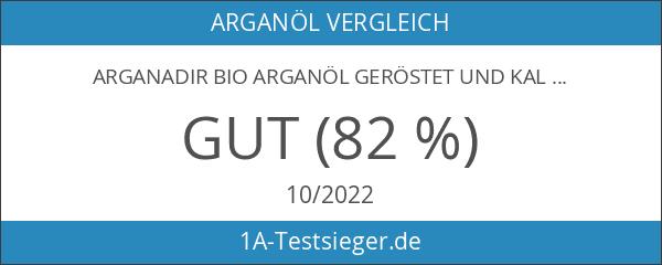 Arganadir Bio Arganöl geröstet und kaltgepresst 250 ml