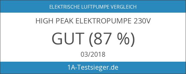 High Peak Elektropumpe 230V