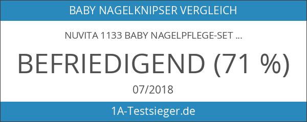 Nuvita 1133 Baby Nagelpflege-Set
