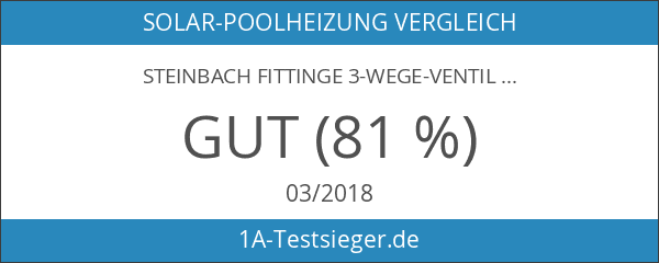 Steinbach Fittinge 3-Wege-Ventil