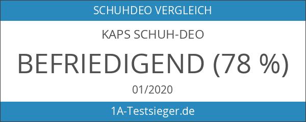 Kaps Schuh-Deo