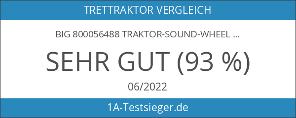 BIG 800056488 Traktor-Sound-Wheel