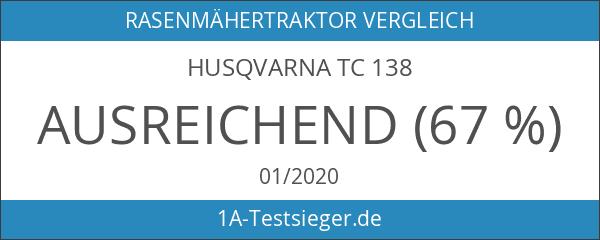 Husqvarna TC 138