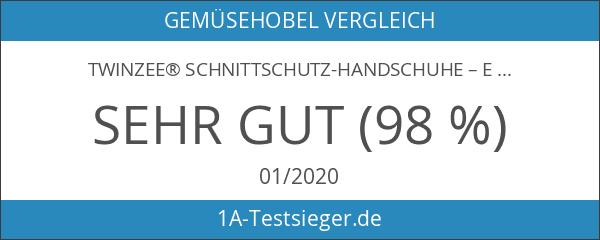 Twinzee® Schnittschutz-Handschuhe – Extra Starker Level 5 Schutz