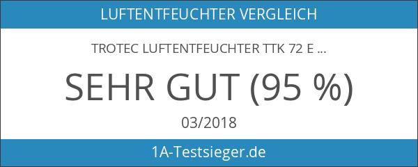 TROTEC Luftentfeuchter TTK 72 E