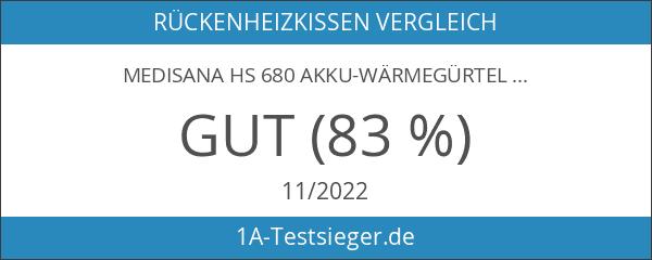 Medisana HS 680 Akku-Wärmegürtel