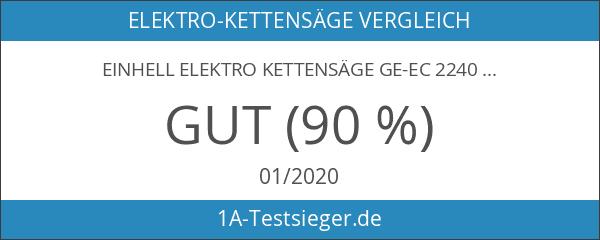 Einhell Elektro Kettensäge GE-EC 2240