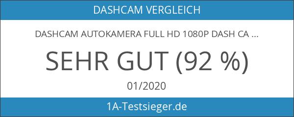 Dashcam Autokamera Full HD 1080P Dash Camera Auto SuperEye DVR