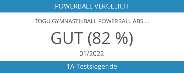 Togu Gymnastikball Powerball ABS