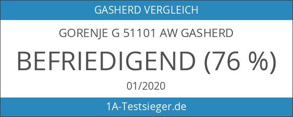 Gorenje G 51101 AW Gasherd