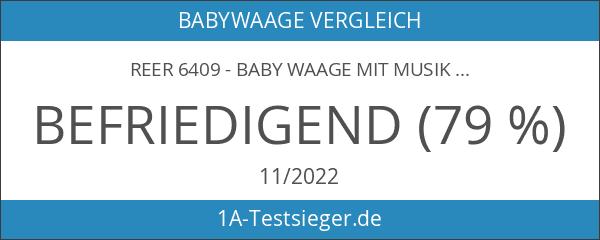Reer 6409 - Baby Waage mit Musik