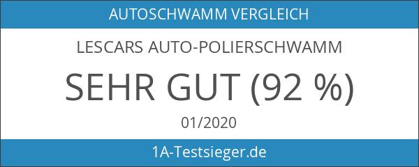 Lescars Auto-Polierschwamm