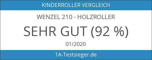 Wenzel 210 - Holzroller