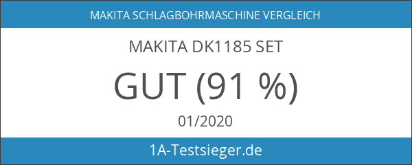 Makita DK1185 Set