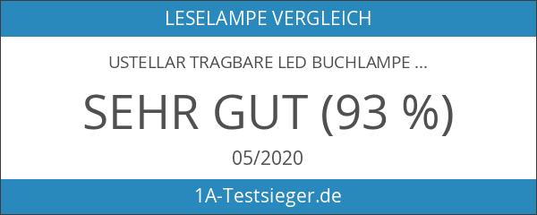 Ustellar tragbare LED Buchlampe