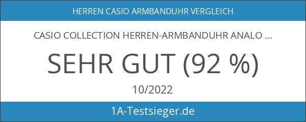 Casio Collection Herren-Armbanduhr Analog Quarz MTP-1310PD-2BVEF