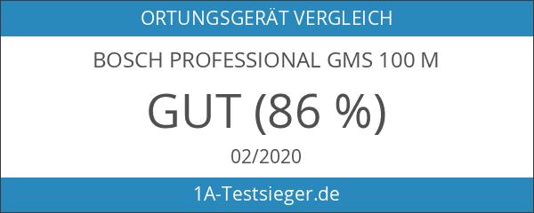 Bosch Professional GMS 100 M