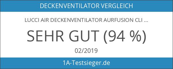 Lucci Air Deckenventilator Aurfusion Climate II