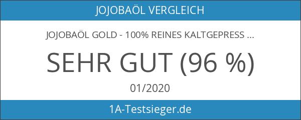 Jojobaöl Gold - 100% rein - 100ml