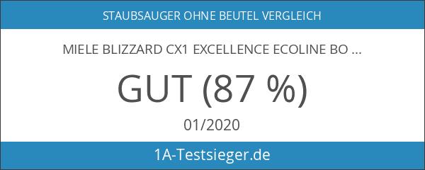 Miele Blizzard CX1 Excellence EcoLine Bodenstaubsauger weiß