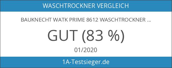 Bauknecht WATK Prime 8612 Waschtrockner