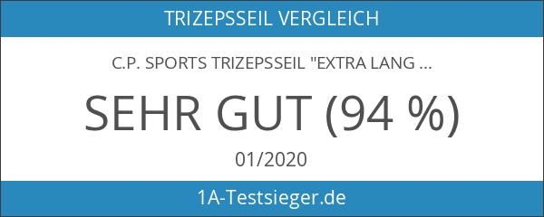 "C.P. Sports Trizepsseil ""EXTRA lang"
