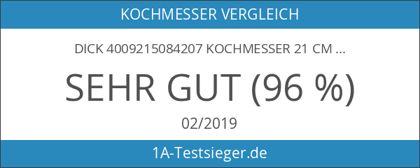 DICK 4009215084207 Kochmesser 21 cm
