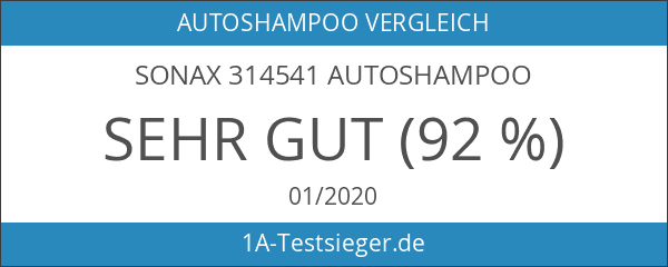 SONAX 314541 AutoShampoo