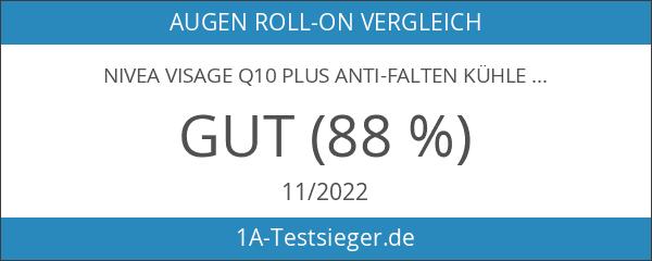 Nivea Visage Q10 Plus Anti-Falten kühlender Augen Roll-On 10ml