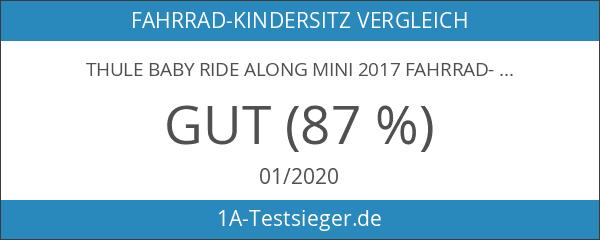 Thule Baby Ride Along Mini 2017 Fahrrad-sitz