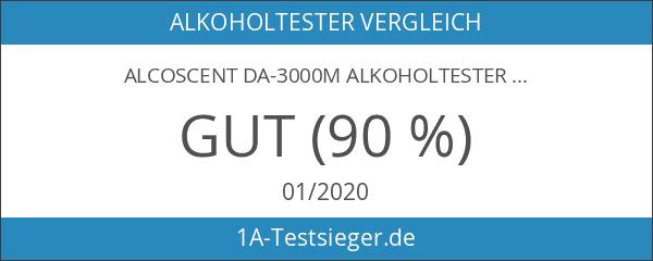 Alcoscent DA-3000M Alkoholtester