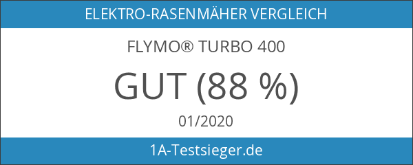 Flymo® Turbo 400