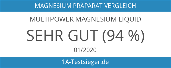 Multipower Magnesium Liquid