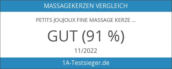 Petits Joujoux Fine Massage Kerze