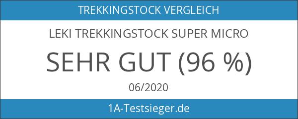LEKI Trekkingstock Super Micro