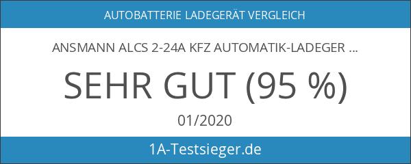 ANSMANN ALCS 2-24A KFZ Automatik-Ladegerät