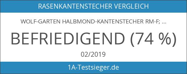 WOLF-Garten Halbmond-Kantenstecher RM-F; 3311800