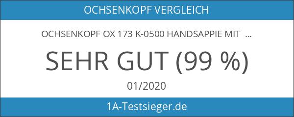 Ochsenkopf OX 173 K-0500 Handsappie mit Kunststoffstiel