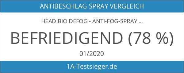 Head Bio Defog - Anti-Fog-Spray