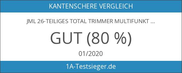 JML 26-teiliges Total Trimmer Multifunktions-Gartengerät-Set