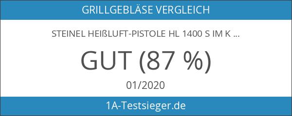 Steinel Heißluft-Pistole HL 1400 S im Koffer