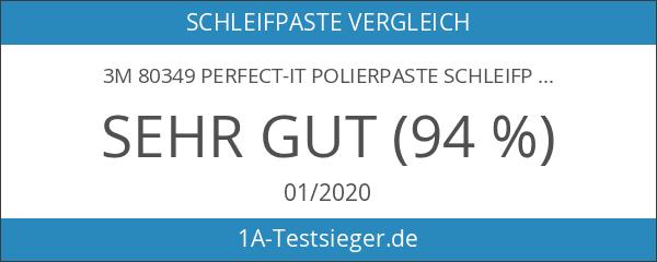 3M 80349 Perfect-it Polierpaste Schleifpaste Extra Fine