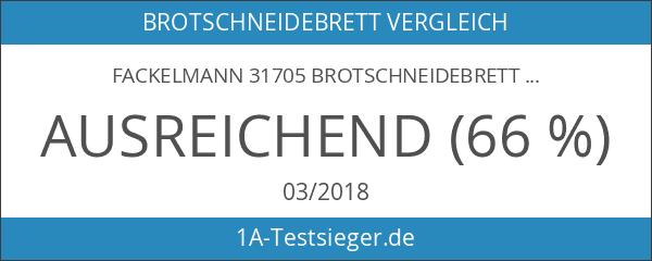 Fackelmann 31705 Brotschneidebrett