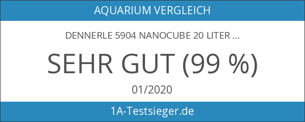 Dennerle 5904 NanoCube 20 Liter