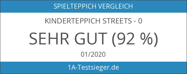 Kinderteppich STREETS - 0