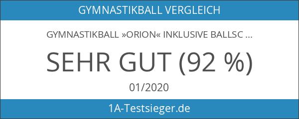 Gymnastikball »Orion« inklusive Ballschale